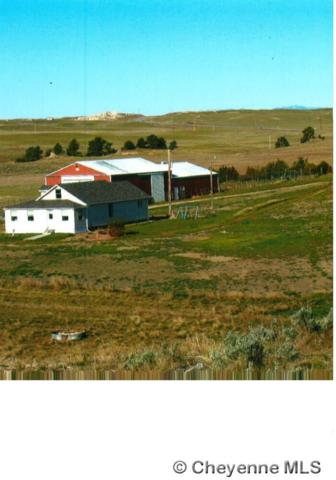 1114 Us Hwy 26, Guernsey, WY 82214 (MLS #68594) :: RE/MAX Capitol Properties
