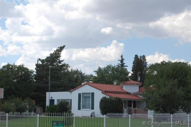 3904 Dillon Ave, Cheyenne, WY 82001 (MLS #68633) :: RE/MAX Capitol Properties