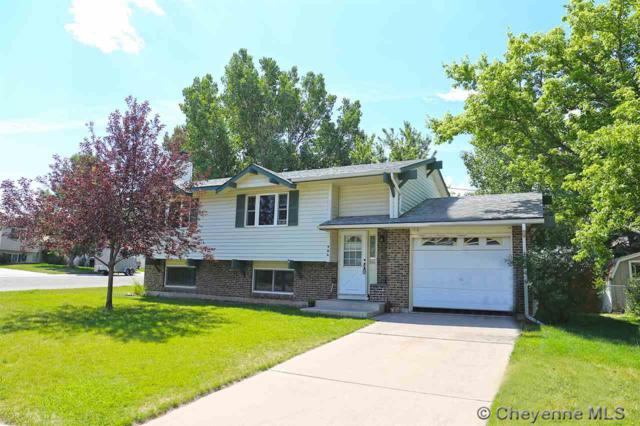 926 Crest Park Dr, Cheyenne, WY 82001 (MLS #68643) :: RE/MAX Capitol Properties