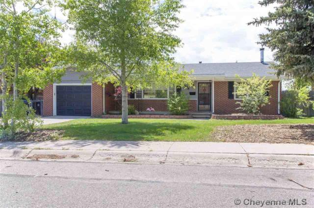 5306 Greybull Ave, Cheyenne, WY 82009 (MLS #68684) :: RE/MAX Capitol Properties