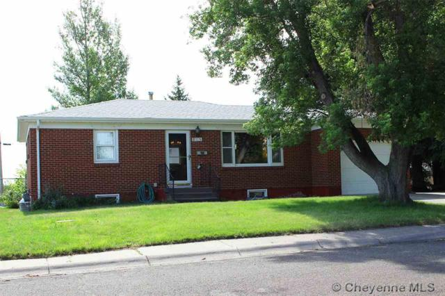 815 Worth Dr, Cheyenne, WY 82001 (MLS #68740) :: RE/MAX Capitol Properties