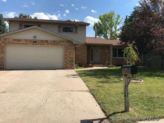 911 Vandehei Ave, Cheyenne, WY 82009 (MLS #68745) :: RE/MAX Capitol Properties