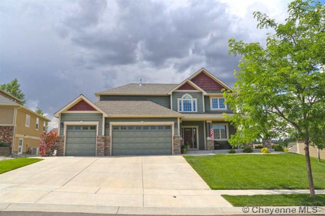 1330 Dorothy Ln, Cheyenne, WY 82009 (MLS #68812) :: RE/MAX Capitol Properties