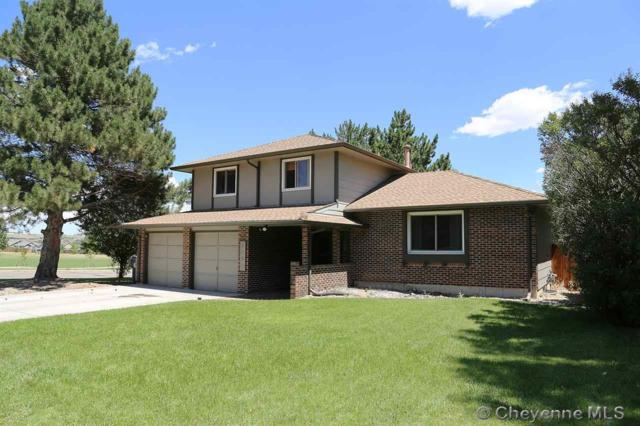 1161 Everglade Dr, Cheyenne, WY 82001 (MLS #68867) :: RE/MAX Capitol Properties