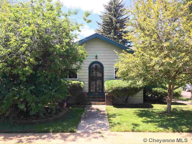 3520 Warren Ave, Cheyenne, WY 82070 (MLS #68883) :: RE/MAX Capitol Properties