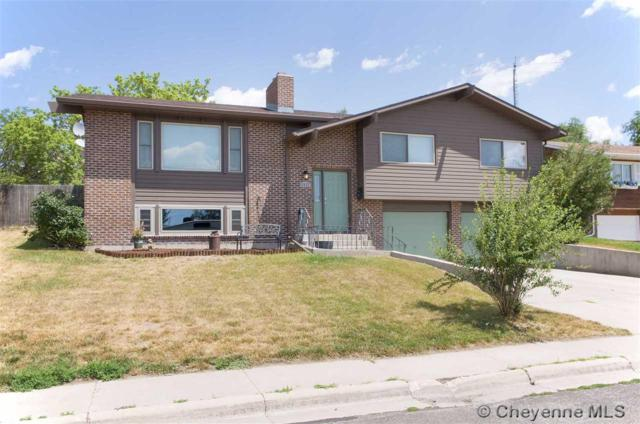 5413 Hilltop Ave, Cheyenne, WY 82009 (MLS #68885) :: RE/MAX Capitol Properties