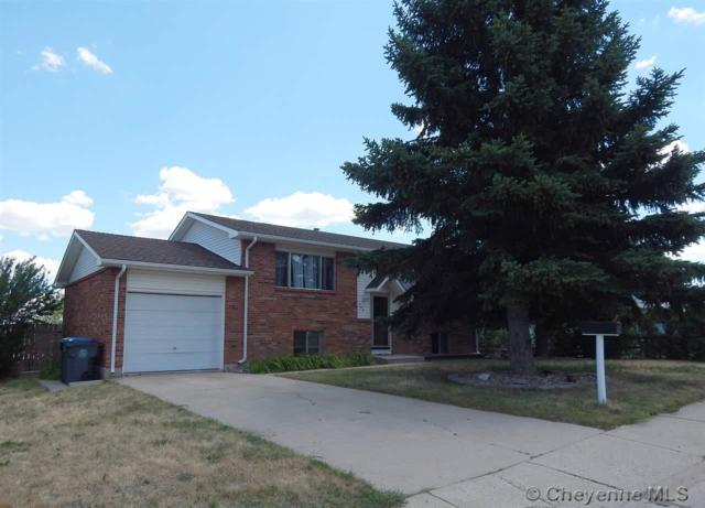 735 Cottonwood Dr, Cheyenne, WY 82001 (MLS #68893) :: RE/MAX Capitol Properties