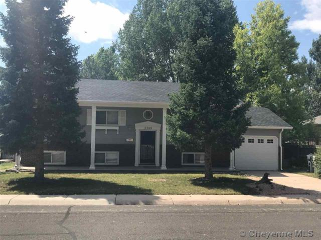 2509 Maple Wy, Cheyenne, WY 82001 (MLS #68984) :: RE/MAX Capitol Properties