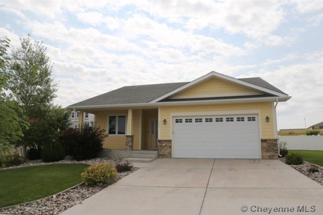 1345 Miracle Parkway, Cheyenne, WY 82009 (MLS #69002) :: RE/MAX Capitol Properties