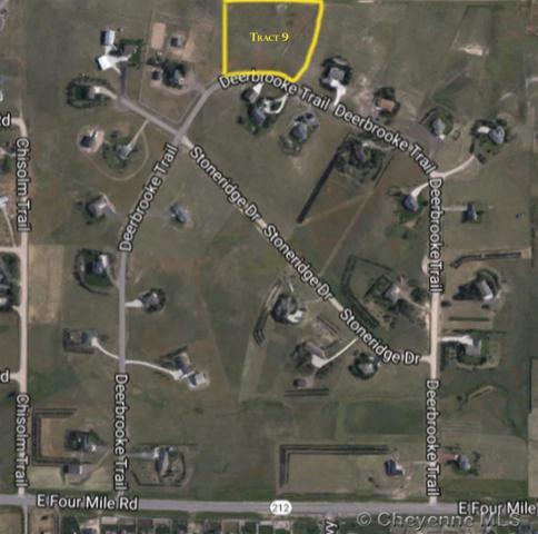 TR 9 Deerbrooke Trl, Cheyenne, WY 82009 (MLS #69012) :: RE/MAX Capitol Properties