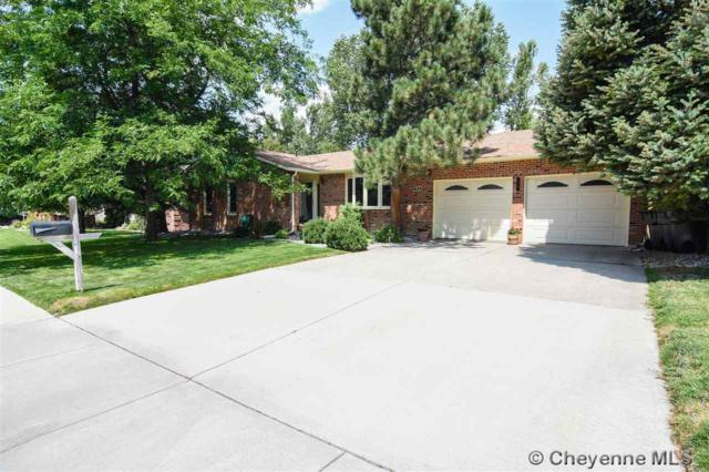 624 Silver Sage Ave, Cheyenne, WY 82009 (MLS #69016) :: RE/MAX Capitol Properties