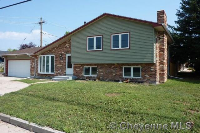 6805 Evers Blvd, Cheyenne, WY 82009 (MLS #69024) :: RE/MAX Capitol Properties