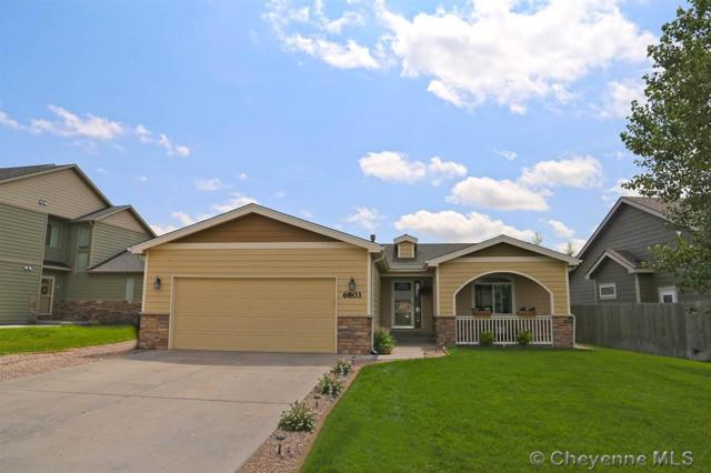 6803 Hitching Post Ln, Cheyenne, WY 82001 (MLS #69029) :: RE/MAX Capitol Properties