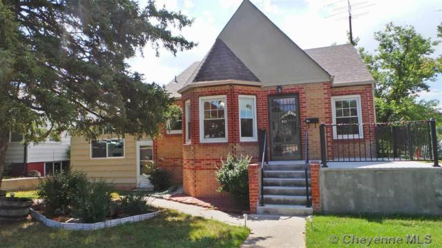 823 W 2ND AVE, Cheyenne, WY 82001 (MLS #69033) :: RE/MAX Capitol Properties