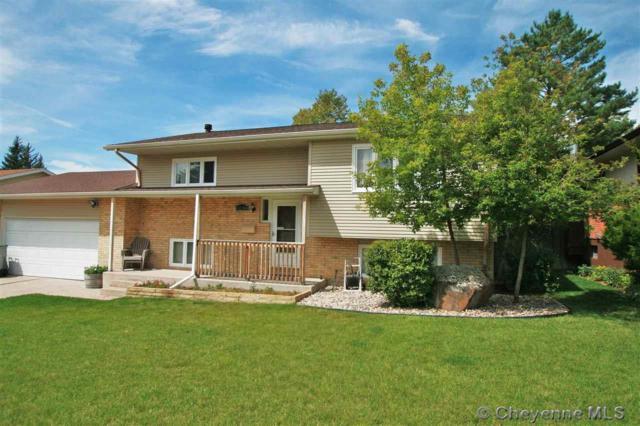 6134 Shaun Ave, Cheyenne, WY 82009 (MLS #69046) :: RE/MAX Capitol Properties