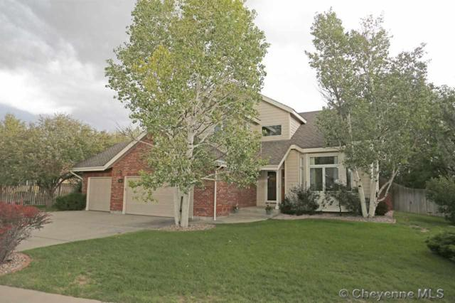 7227 Bridle Dr, Cheyenne, WY 82009 (MLS #69064) :: RE/MAX Capitol Properties