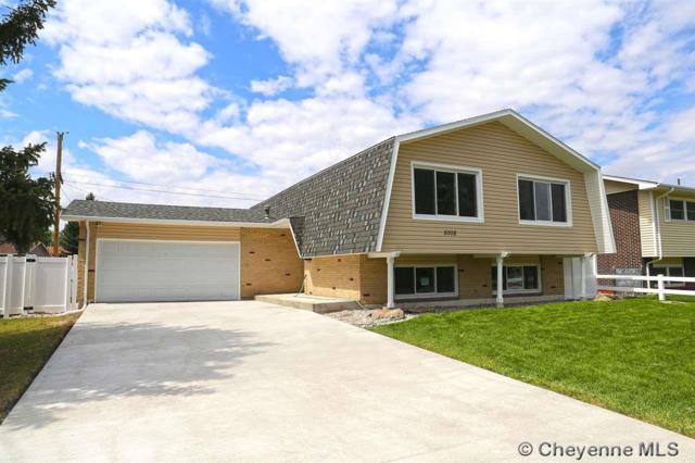 5008 Pineridge Ave, Cheyenne, WY 82009 (MLS #69084) :: RE/MAX Capitol Properties