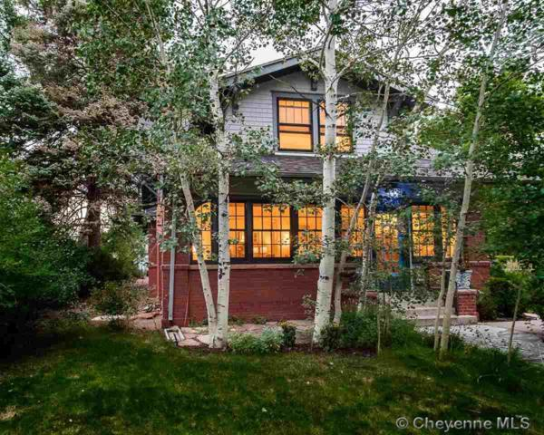 1214 W 32ND ST, Cheyenne, WY 82001 (MLS #69085) :: RE/MAX Capitol Properties