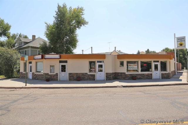 419 Randall Ave, Cheyenne, WY 82001 (MLS #69161) :: RE/MAX Capitol Properties