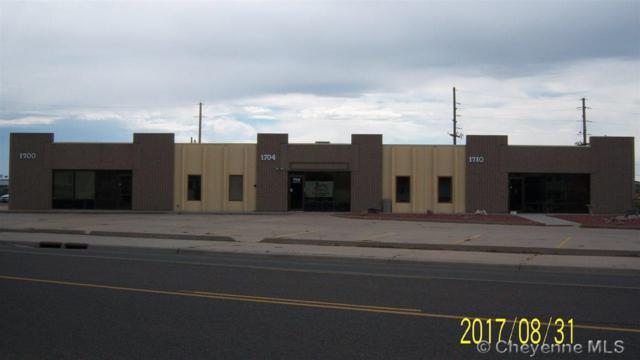1700-1704 Westland Rd, Cheyenne, WY 82001 (MLS #69216) :: RE/MAX Capitol Properties
