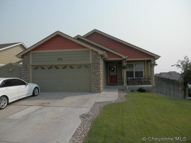 1215 Concerto Ln, Cheyenne, WY 82007 (MLS #69229) :: RE/MAX Capitol Properties