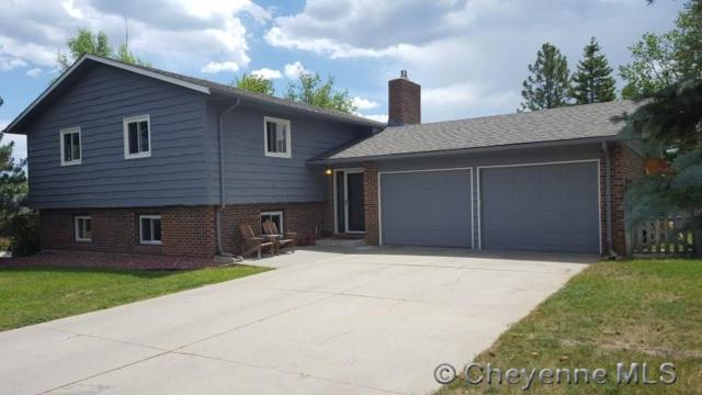 831 Ranger Dr, Cheyenne, WY 82009 (MLS #69247) :: RE/MAX Capitol Properties