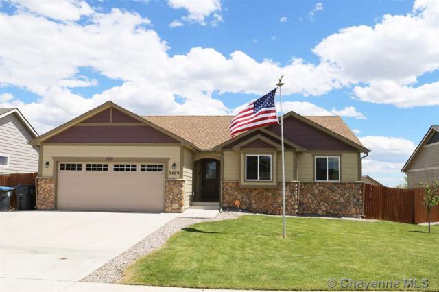 3409 Fire Side Dr, Cheyenne, WY 82001 (MLS #69273) :: RE/MAX Capitol Properties