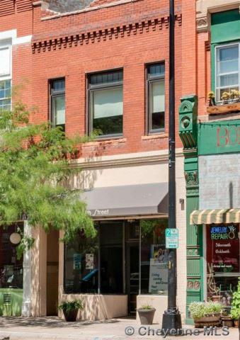 316 W 17TH ST, Cheyenne, WY 82001 (MLS #69349) :: RE/MAX Capitol Properties