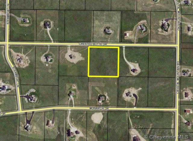 TRACT 45 Crested Butte, Cheyenne, WY 82009 (MLS #69360) :: RE/MAX Capitol Properties