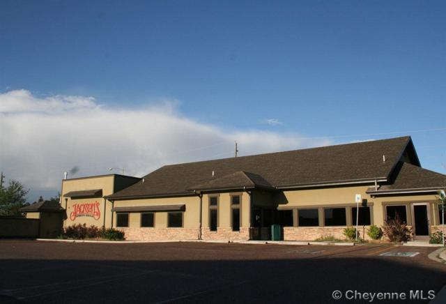 1121 Old Town Ln, Cheyenne, WY 82009 (MLS #69371) :: RE/MAX Capitol Properties
