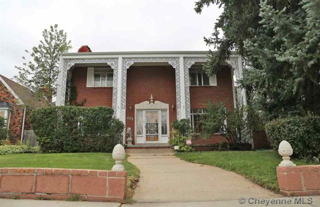 423 W 6TH AVE, Cheyenne, WY 82009 (MLS #69517) :: RE/MAX Capitol Properties