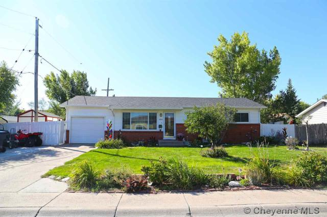 4819 E 12TH ST, Cheyenne, WY 82001 (MLS #69533) :: RE/MAX Capitol Properties