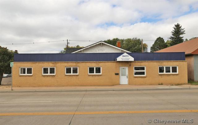 802 E 16TH ST, Cheyenne, WY 82001 (MLS #69555) :: RE/MAX Capitol Properties