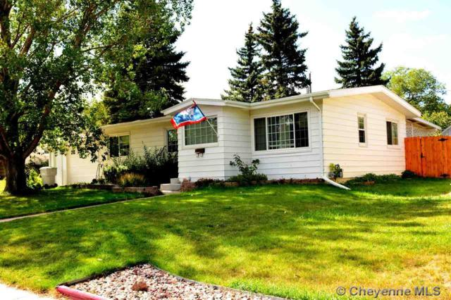 5040 Seminoe Rd, Cheyenne, WY 82009 (MLS #69556) :: RE/MAX Capitol Properties
