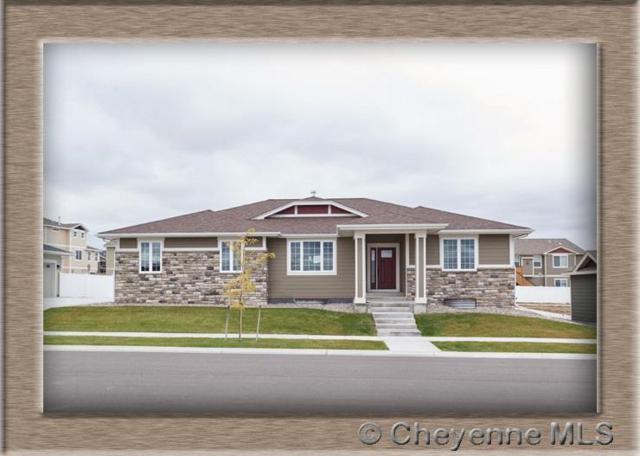1330 Alyssa Way, Cheyenne, WY 82009 (MLS #69592) :: RE/MAX Capitol Properties