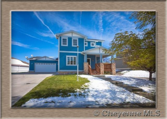 7249 Legacy Parkway, Cheyenne, WY 82009 (MLS #69601) :: RE/MAX Capitol Properties