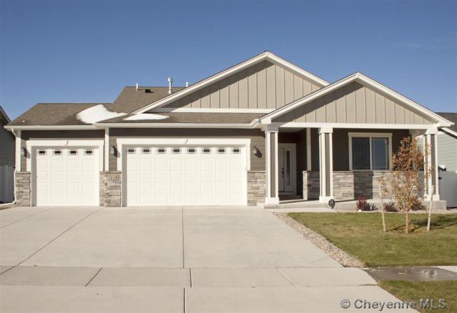 1210 Jessi Dr, Cheyenne, WY 82009 (MLS #69621) :: RE/MAX Capitol Properties