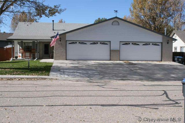 1020 Colonial Dr, Cheyenne, WY 82001 (MLS #69625) :: RE/MAX Capitol Properties
