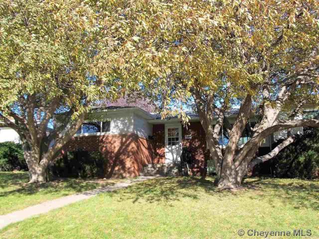 1844 Milton Dr, Cheyenne, WY 82001 (MLS #69647) :: RE/MAX Capitol Properties