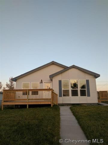 3533 Pierce Ave, Cheyenne, WY 82009 (MLS #69649) :: RE/MAX Capitol Properties