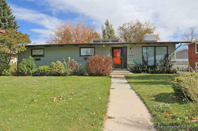 3619 Dover Rd, Cheyenne, WY 82001 (MLS #69654) :: RE/MAX Capitol Properties