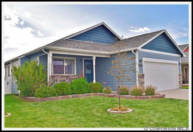 624 Taggart Dr, Cheyenne, WY 82009 (MLS #69657) :: RE/MAX Capitol Properties