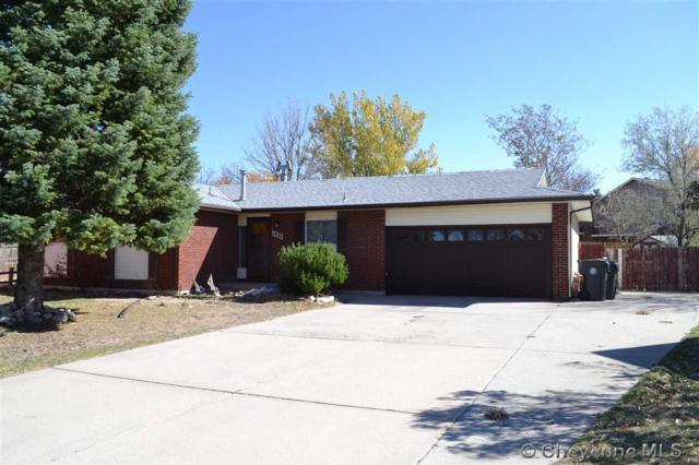 1521 Skyview Cir, Cheyenne, WY 82007 (MLS #69690) :: RE/MAX Capitol Properties