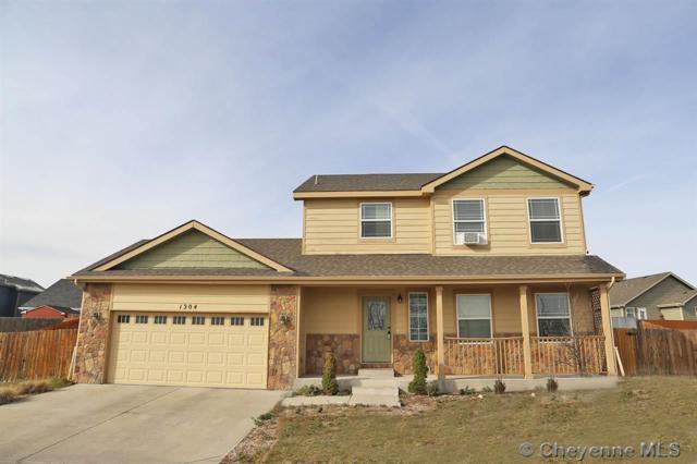 1304 Sonata Ln, Cheyenne, WY 82007 (MLS #69750) :: RE/MAX Capitol Properties