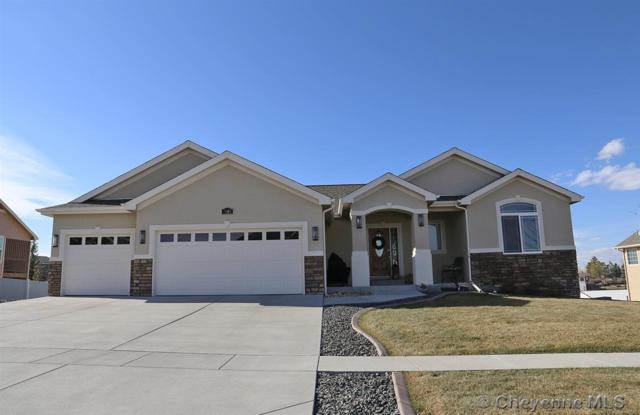 7604 Michelle Joy Heights, Cheyenne, WY 82009 (MLS #69812) :: RE/MAX Capitol Properties