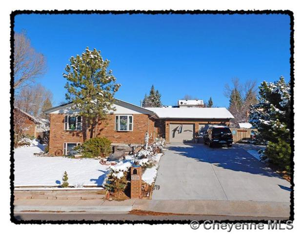 764 Dogwood Ave, Cheyenne, WY 82009 (MLS #69827) :: RE/MAX Capitol Properties