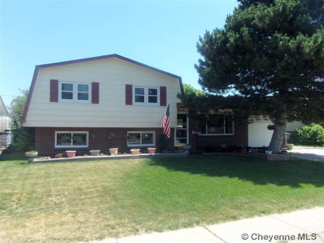 4516 E 17TH ST, Cheyenne, WY 82001 (MLS #69832) :: RE/MAX Capitol Properties