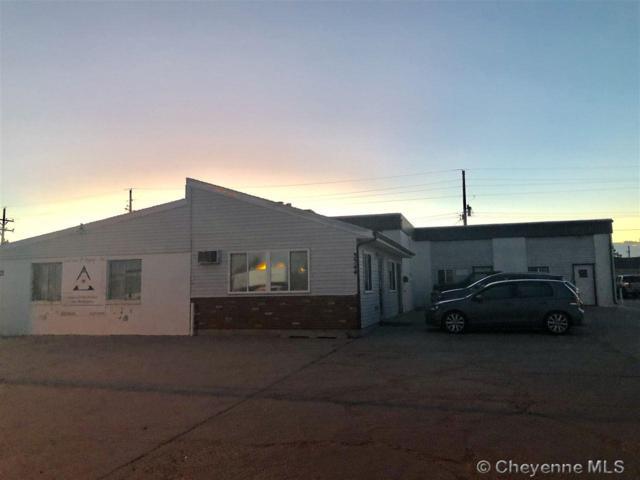 3344 Ridge Rd, Cheyenne, WY 82001 (MLS #69837) :: RE/MAX Capitol Properties