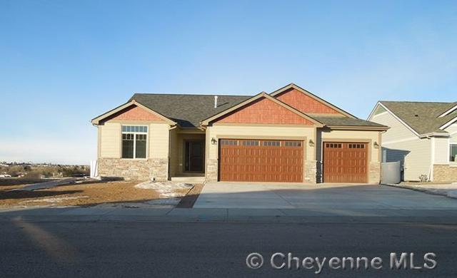 3260 Campfire Trail, Cheyenne, WY 82001 (MLS #69859) :: RE/MAX Capitol Properties