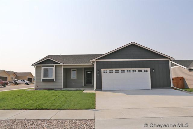 406 Apricot St, Cheyenne, WY 82007 (MLS #69906) :: RE/MAX Capitol Properties